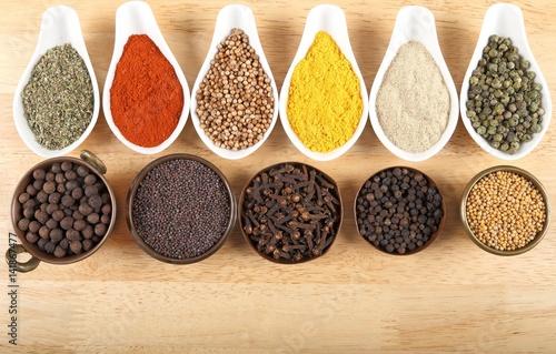 Fototapety, obrazy: Spices.