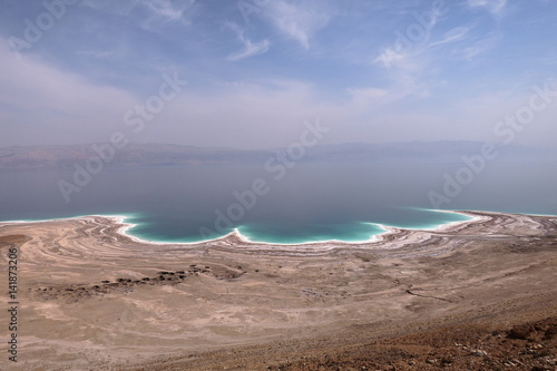 Canvas Prints Blue The Dead Sea - Israel