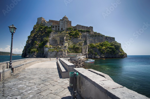 Castello Aragonese dal ponte