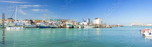 Fotografía  Panoramica del porto di Ancona