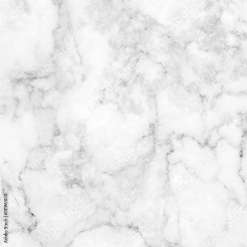 Fototapeta White marble texture abstract background pattern obraz na płótnie