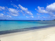 Carlos Rosario beach with blue waters Culebra Puerto Rico