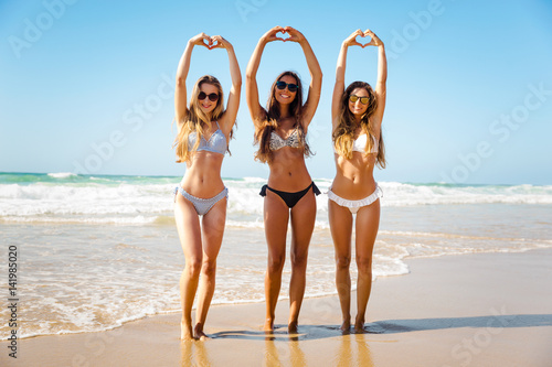 Fototapeta In love with Summer obraz na płótnie