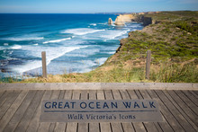 The Twelve Apostles Along The Great Ocean Road, Australia