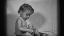 1938: A Little Boy At Home And...