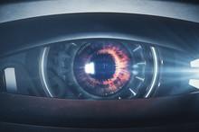 Narrow Cyber Eye