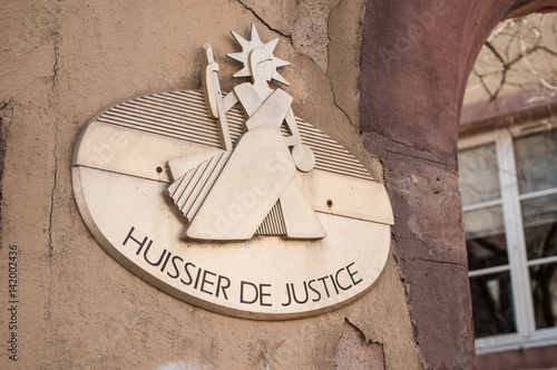 Photo Huissier de justice
