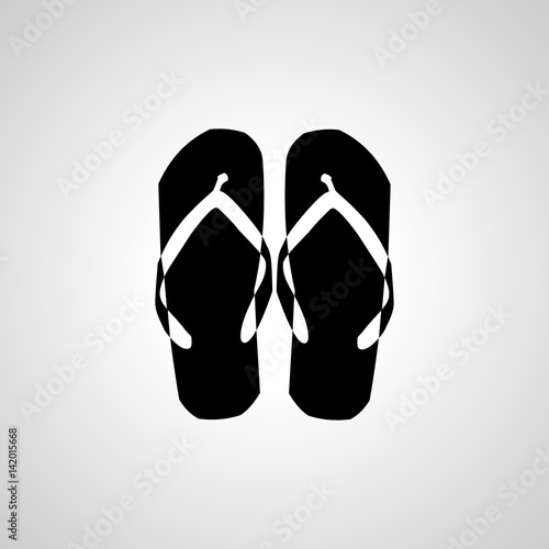 1ef298929b47 thongs icon - Buy this stock illustration and explore similar ...