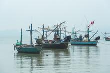 Fishing Village In Mui Ne, Vie...