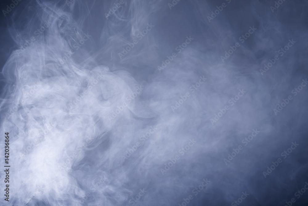 Fototapety, obrazy: Stock photo of smoke and mist