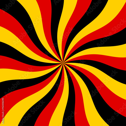 Sunburst Red Black And Yellow Vector Background Abstract Swirl Graphic Design For Wallpaper Banner And Backdrop Buy This Stock Vector And Explore Similar Vectors At Adobe Stock Adobe Stock