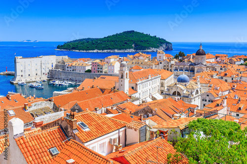 Fototapety, obrazy: Dubrovnik, Croatia.