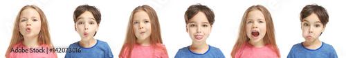 Fotografia  Speech training concept