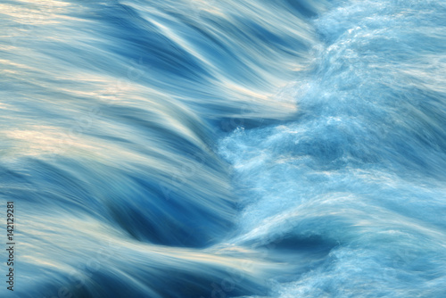 Printed kitchen splashbacks River Fließendes Wasser