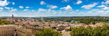 Panoramic Aerial View Of Avignon