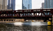 Transit System In Chicago - Th...