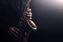 Saxophone Player Saxophonist P...