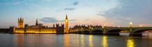 Big Ben, Parliament, Westminst...