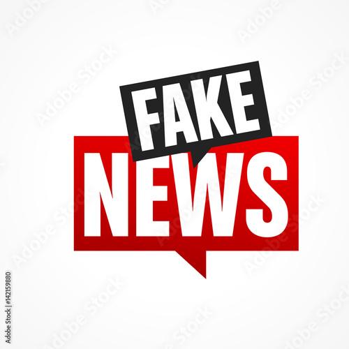 Fotografia, Obraz  fake news
