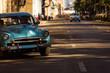 Old car in the streets of Havana, Cuba