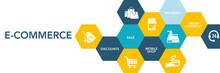 E-Commerce Icon Concept