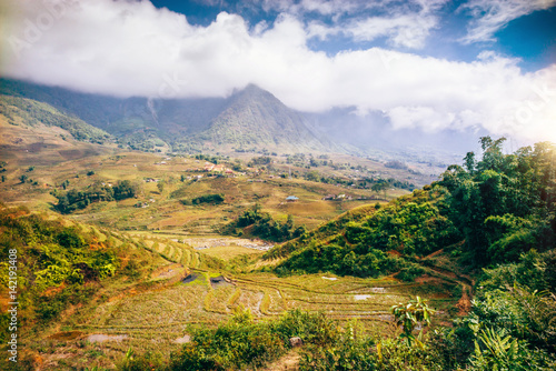 Foto op Plexiglas Zuid Afrika Sapa, north of Vietnam