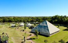 Chickasaw Village, Oklahoma