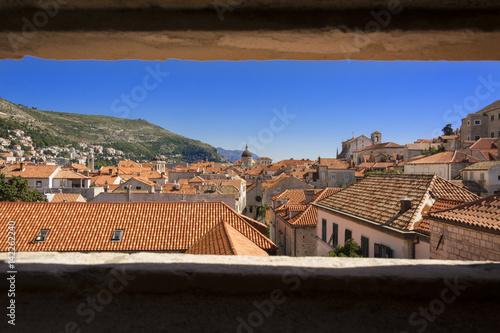 Old Town Dubrovnik Poster