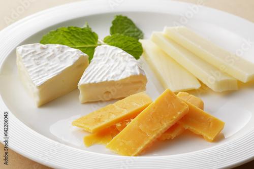 チーズ Cheese platter