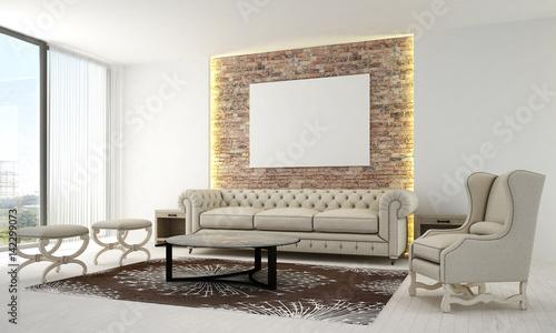 New Model And New Scene 48D Rendering Interior Of Luxury Living Room Mesmerizing Luxury Living Room Design Model