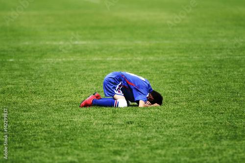 Cuadros en Lienzo サッカー フットボール