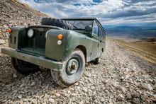 Classic Car Off-roading