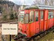 Alte Tram Zeit für Neues