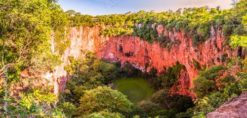 Fotografija  Buraco das Araras, Bonito/Jardim, Mato Grosso do Sul, in Brasilien