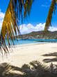 canvas print picture Blick auf die Bucht vor Port Elisabeth, , Port Elisabeth, Bequia, Inseln über dem Winde, , Kleine Antillen, , Grenadinen,  St. Vincent und die Grenadinen, Mittelamerika, Karibik