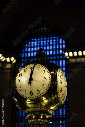 Grand Central Station NY Famous Clock Wallpaper Mural