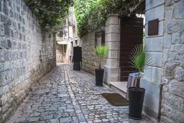 Fototapeta Beautiful Trogir, Croatia
