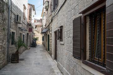 Fototapeta Trogir's Street, Croatia