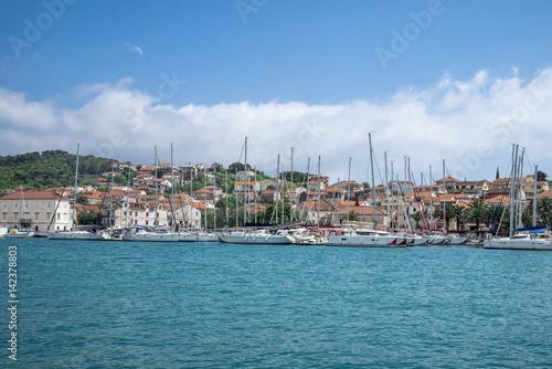 Poster Turquie Ciovo island, near Trogir - Croatia