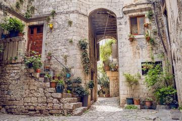 Fototapeta Trogir, Croatia