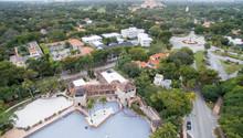 Coral Gables Aerial View, Miami