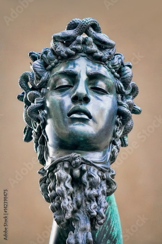 Photo Florenz, Medusa