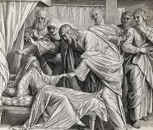 Jesus Heals Jairus´ Daughter,...