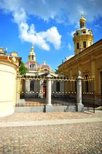Saint Petersburg, Russia. Pete...