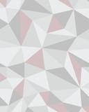 Bezszwowe tło wzór wielokąta, kreatywne szablony - 142404241