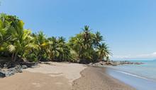 Beautiful Beach At Drake Bay O...