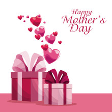 Happy Mothers Day Invitation D...