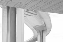 Support Structure Of A Concret...