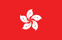 Vector Of Amazing Hong Kong Fl...