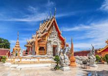 Wat Phra Mongkol Kiri In Phrae Province Of Thailand